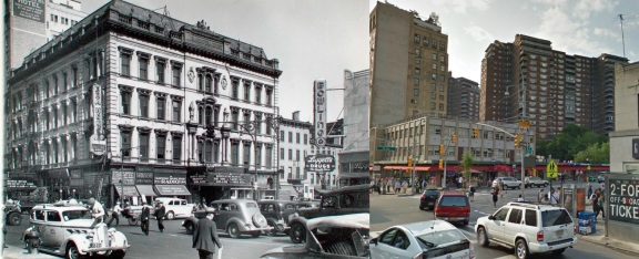 23rd and 8th Ave 1935 2011